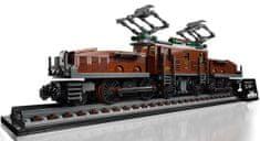 LEGO Creator Expert 10277 Krokodil lokomotív