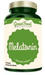 GreenFood Melatonin 60 kapsúl