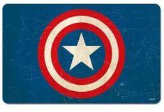 Captain America - Podložka na jídelní stůl