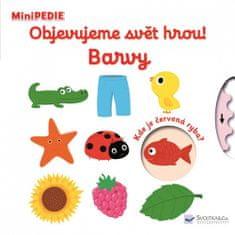 MiniPEDIE - Objevujeme svět hrou! Barvy