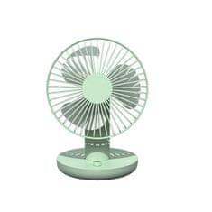 Vitammy mFAN Bezdrôtový osobný ventilátor, mäta