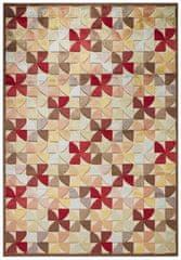 Elle Decor Kusový koberec Creative 103966 Brown/Multicolor z kolekce Elle