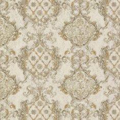 EMILIANA PARATI 82858, Vliesová tapeta s vinylovým povrchom, Zámocký vzor, Ornamenty