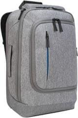 """Targus CityLite Pro Premium Convertible notebookhátizsák, 15,6"""", szürke TSB939GL"""