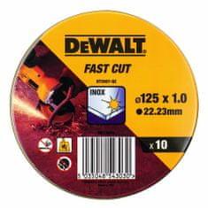 DeWalt ploča za rezanje za inox DT3507, 125 mm