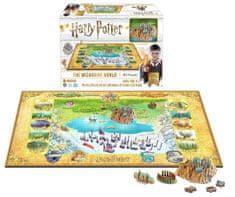 4D Cityscape Harry Potter