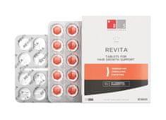 DS Laboratories tablety proti vypadávání vlasů REVITA
