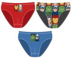 Disney Avengers gaćice za dječake, 3 komada