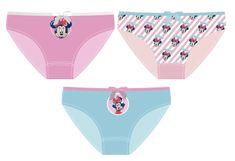 Disney dívčí kalhotky Minnie 3 set