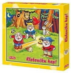 Efko Kloboučku, hop!