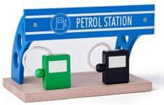 Woody Benzinska postaja dodatak za stazu
