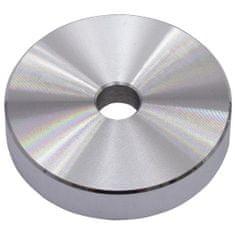 Omnitronic Puk středový pro gramofon, hliníkový