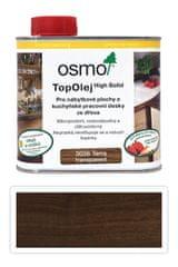 OSMO Top olej na nábytek a kuchyňské desky 0.5 l Terra 3038