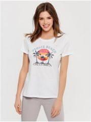 M&Co bílé tričko