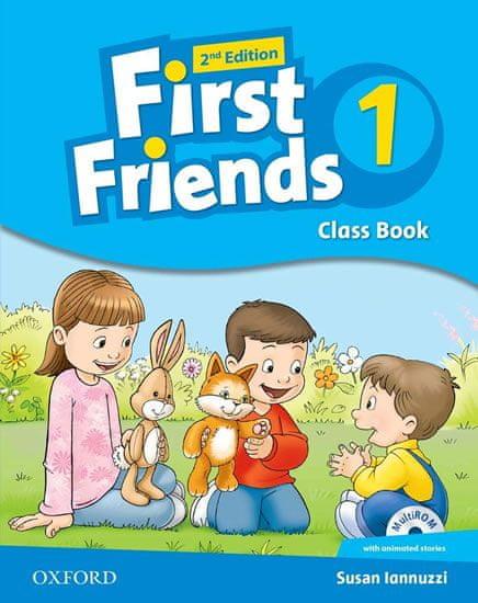 Iannuzzi Susan: First Friends 1 Course Book (2nd)