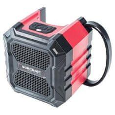 Worcraft Aku reproduktor CBTS-S20Li, 20V, Bluetooth, AUX, 1x USB (bez baterie a nabíječky)