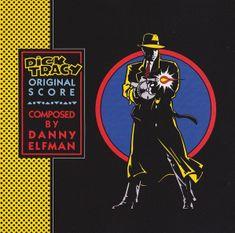 Elfmann Danny: Dick Tracy - LP