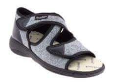 Podowell ATLAS zdravotní sandál unisex šedý PodoWell Velikost: 36