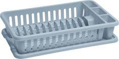 Curver odcejalnik za posodo, siv
