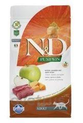 N&D Pumpkin CAT Venison & Apple 1,5 kg