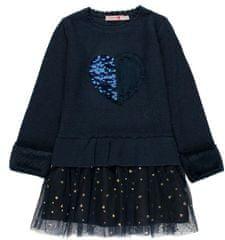 Boboli dívčí šaty MISS BLUE