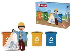 Igráček Trio - Szelektív hulladékgyűjtés