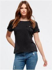 M&Co černé tričko