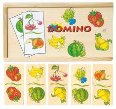Woody Domino Ovocie