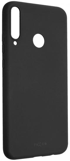 Fixed Zadní pogumovaný kryt Story pro Huawei P40 Lite e FIXST-509-BK, černý