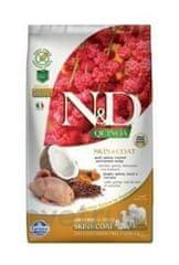 N&D Quinoa DOG Skin & Coat Quail & Coconut 2,5 kg