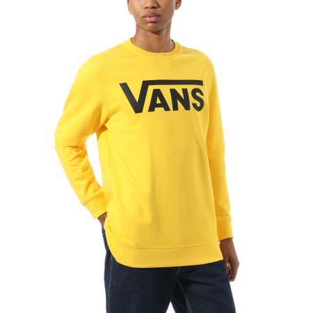 Vans Męska bluza MN Vans Classic Crew Lemon Chrome L żółta
