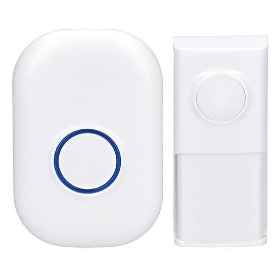 Solight Bezdrátový zvonek 1L54 White, 1x tlačítko