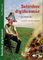Majerník Ján: Satirikov dy(i)kcionár