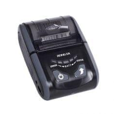 Rongta RPP200, Bluetooth a USB, mobilná termálna tlačiareň s podporou iOS, Android a Windows