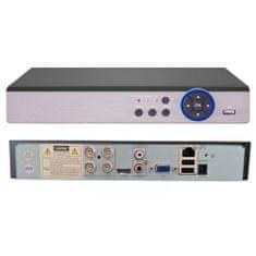 Eonboom 4CH 5MPx rekordér DVR/XVR MHD-0401