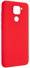 FIXED Zadný pogumovaný kryt Story pre Xiaomi Redmi Note 9 FIXST-517-RD, červený