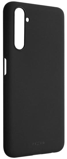 Fixed Zadný pogumovaný kryt Story pre Realme 6 Pro FIXST-530-BK, čierny