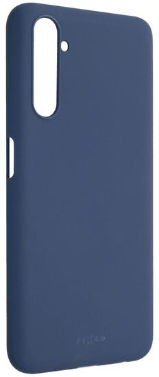 Fixed Zadný pogumovaný kryt Story pre Realme 6 Pro FIXST-530-BL, modrý