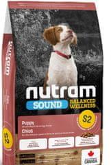 Nutram Sound Puppy hrana za psiće, 2 kg