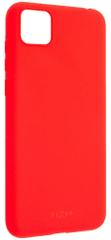 FIXED etui ochronne gumowe Story dla Huawei Y5p FIXST-550-RD, czerwone