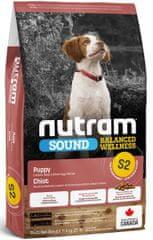 Nutram Sound Puppy hrana za psiće, 11,4 kg