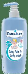 Becutan šampon 2x1 dispenzer, 400 ml