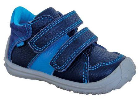 Protetika całoroczne buty chłopięce POLY BLUE 72052, 22 niebieskie