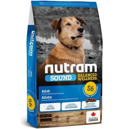 Nutram Sound Adult Dog hrana za pse, 2 kg