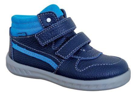Protetika buty dziecięce całoroczne NORIS TYRKYS 72052 30 granatowe