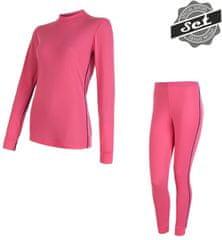 Sensor Zestaw damski koszulka + spodnie Original Active