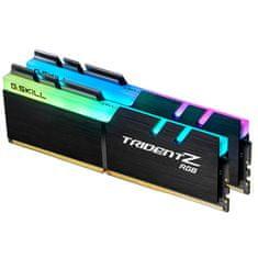 G.Skill Trident Z RGB memorija (RAM), DDR4 16 GB (2x8GB), 3000 MHz, CL16 (F4-3000C16D-16GTZR)