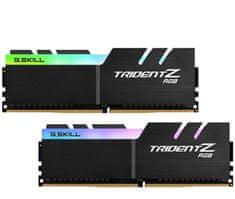 G.Skill Trident Z RGB memorija (RAM), DDR4 16 GB (2x8GB), 3600 MHz, CL18 (F4-3600C18D-16GTZRX)