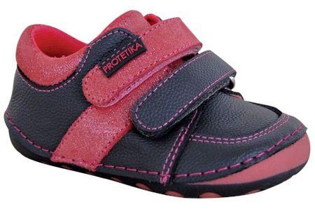 Protetika KLEO KORAL 72017 flexi barefoot lány cipő, 19, sötétkék