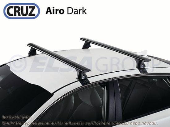 Cruz Střešní nosič Nissan Note 5dv.06-13, CRUZ Airo Dark